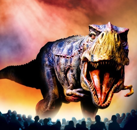 If you loved Walking with Dinosaurs, there's a treat for you coming to The O2