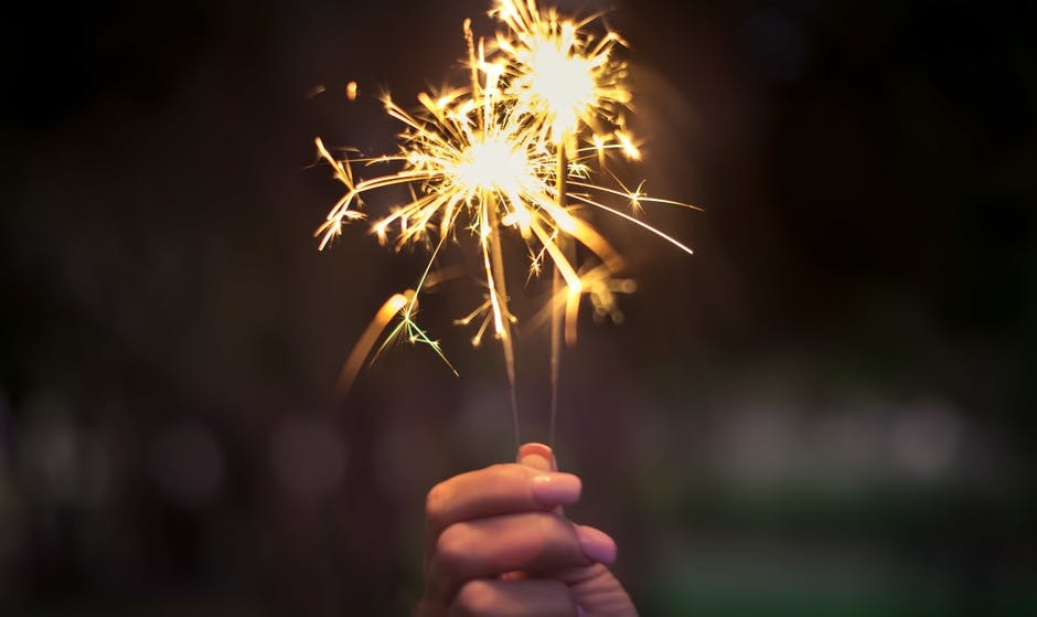 Be careful this Bonfire Night... it is easy for a firework to go out of control causing injuries