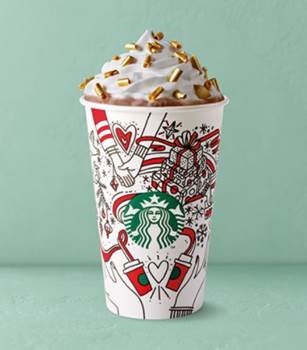 Starbucks has launched its festive food and drinks today - and this is what's new