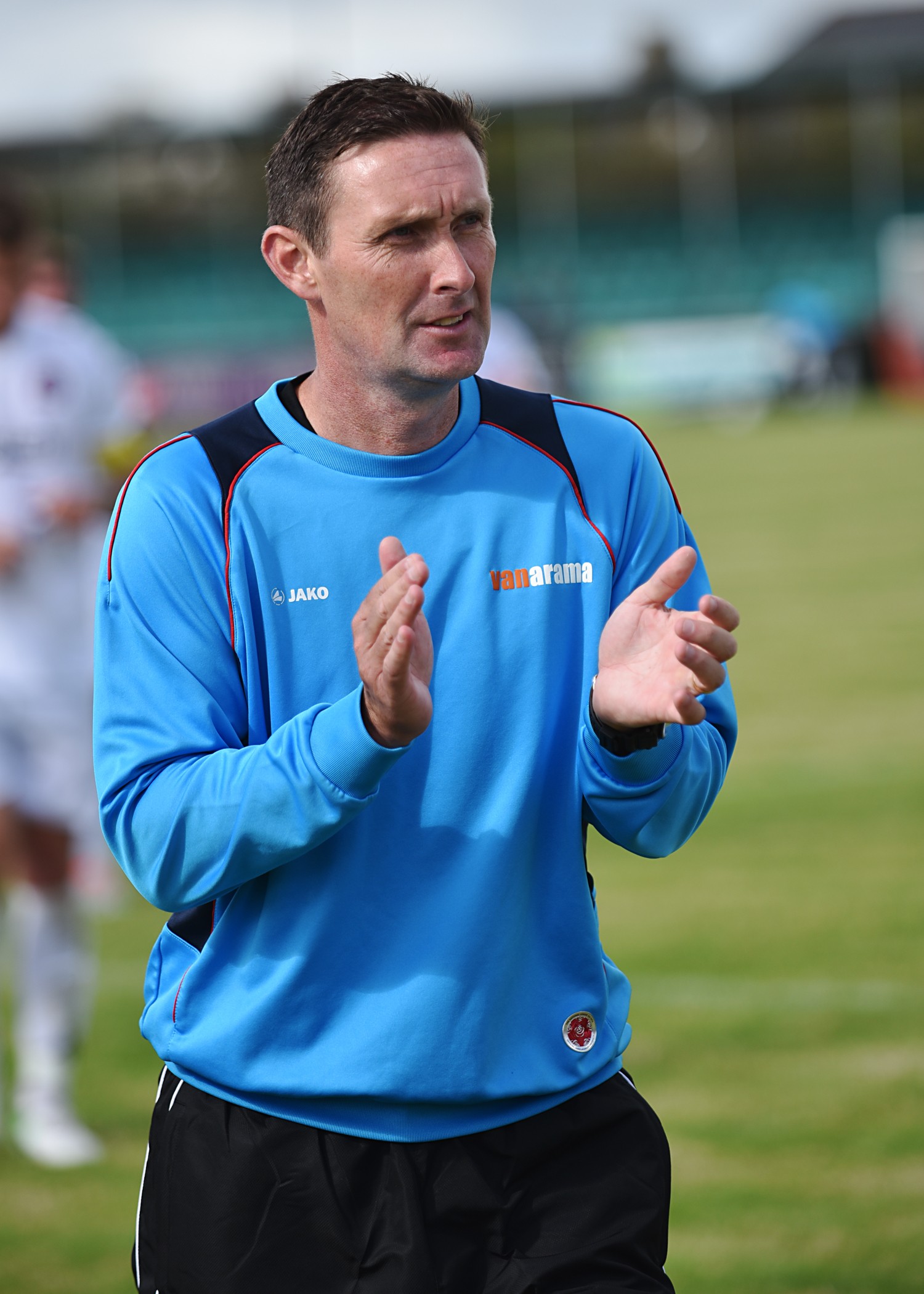 Truro City boss Lee Hodges | Picture: Colin Bradbury