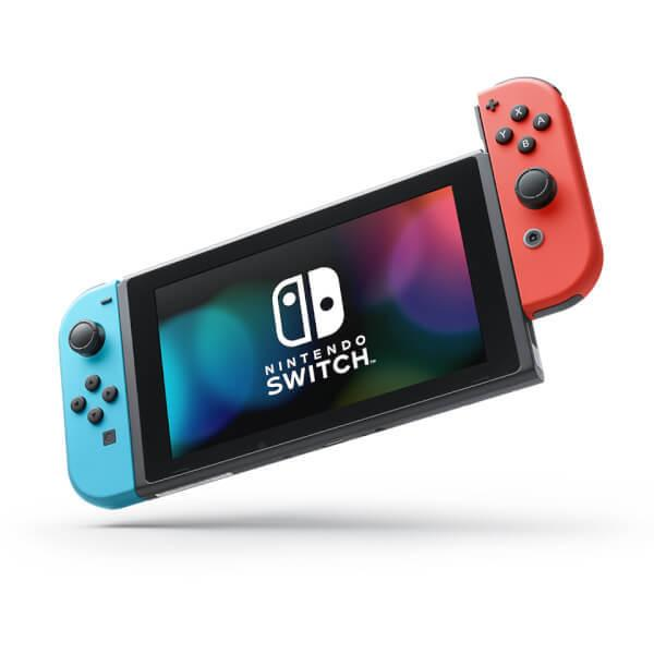 News Shopper: The Nintendo Switch games console