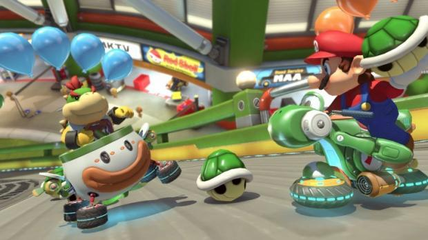 News Shopper: MarioKart 8 Deluxe for Nintendo Switch