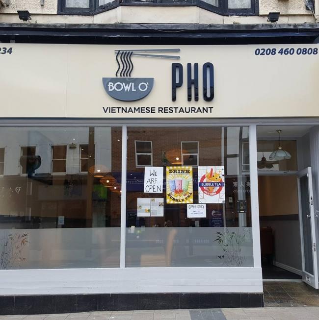 Bowl O Pho Vietnamese Restaurant Gets Lowest Food Hygiene