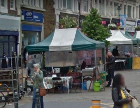 There are plans to move Bromley market