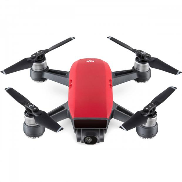 News Shopper: DJI Spark Lava Red Drone