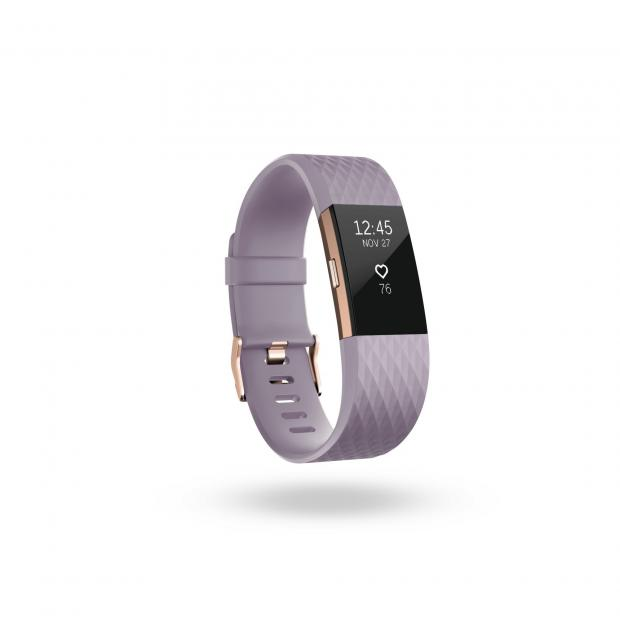 News Shopper: Fitbit Charge 2 Rose Gold