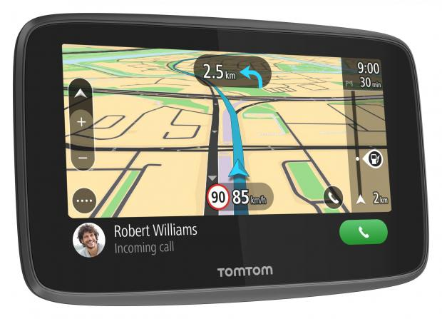 News Shopper: Tom Tom Via 62 Sat Nav