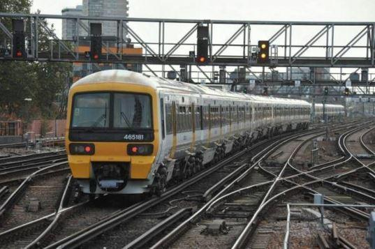 Delays and cancellations as train damaged after hitting 'object' at Orpington station