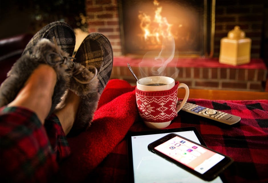 Keep cosy but look after yourself this winter