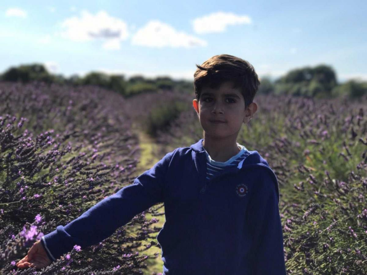 Toys For Boys Six Year : Six year old sutton boy sends his clothes and toys to iran after