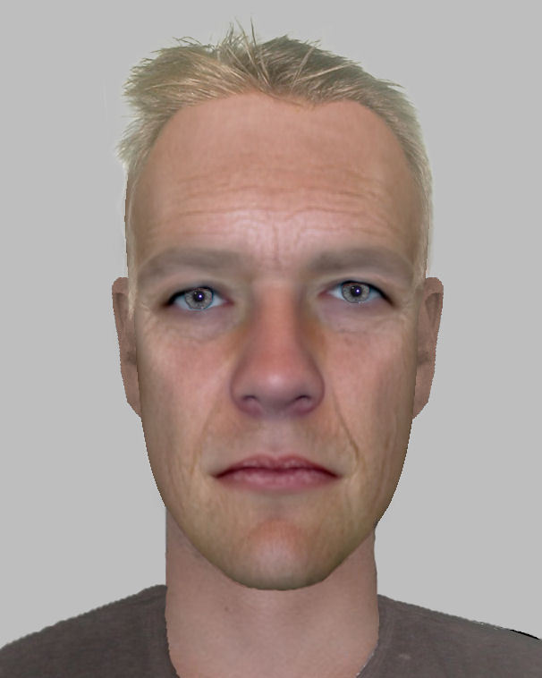 An Efit has been released of a man police want to identify