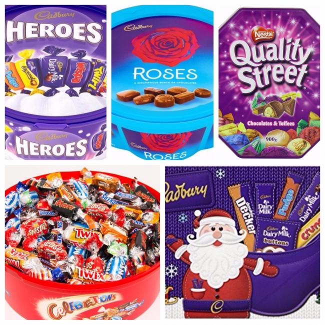 Christmas Chocolate.Christmas Chocolates Ranked What Is The Best Festive Box