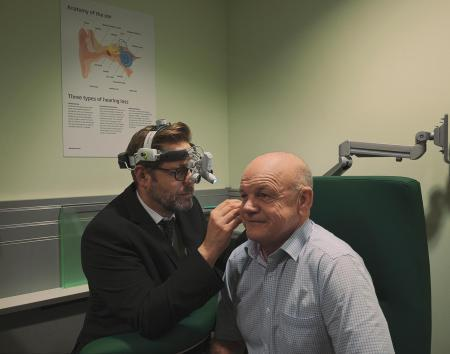 You can now get your ears cleaned out in Specsavers in Bromley