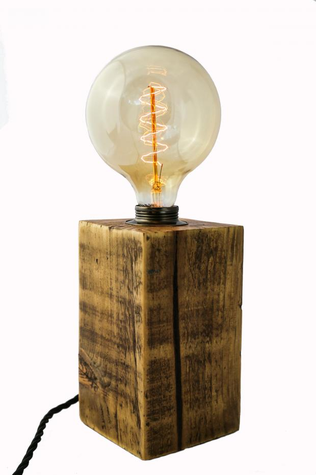 News Shopper: Handmade at Amazon Large Chunky Table Lamp from MooBoo Home, £69.99