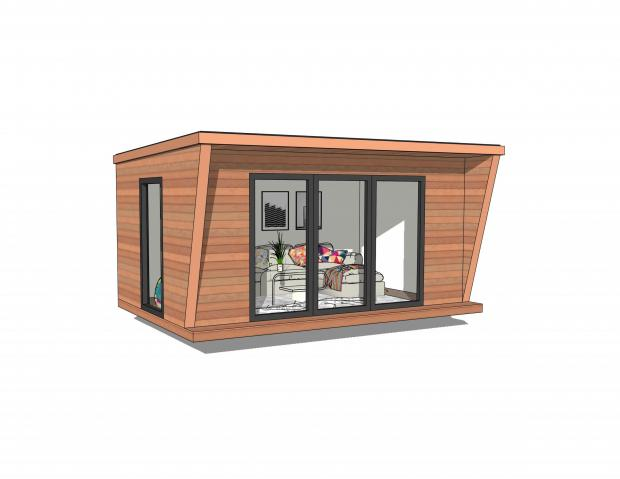 News Shopper: Self-build Cabina, starting from £4,295