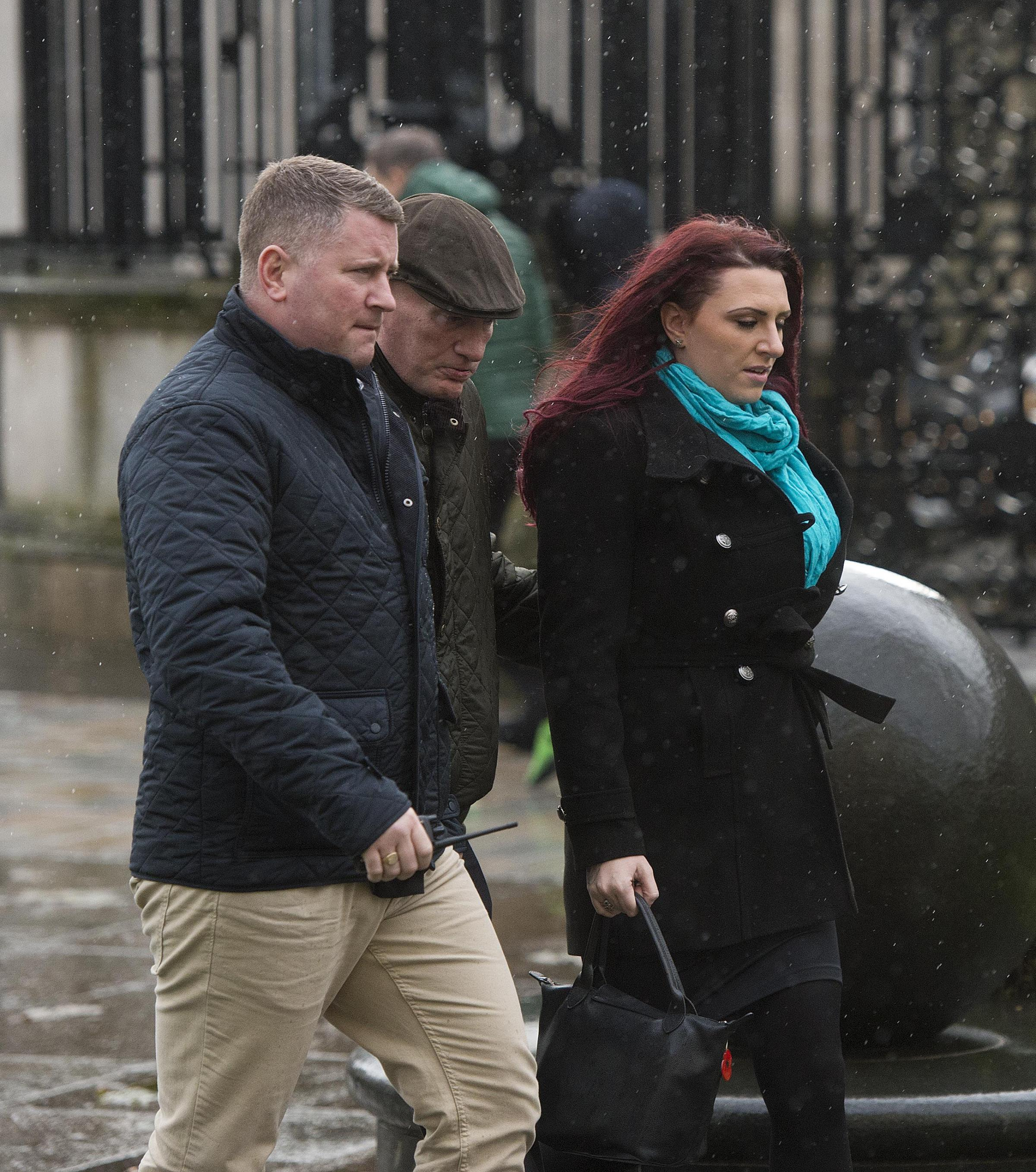 Britain First leaders have been suspended by Twitter