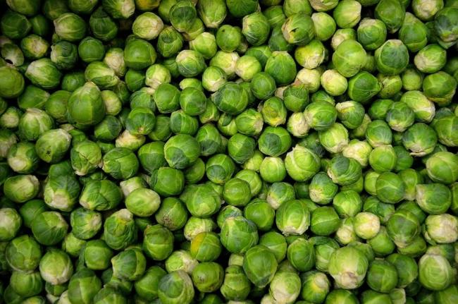 Leicestershire County Council says people should only eat six Brussels sprouts this Christmas