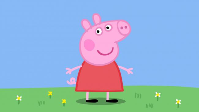 Will Peppa and her friends be visit a theatre near you? Credit: Dan Tsantilis