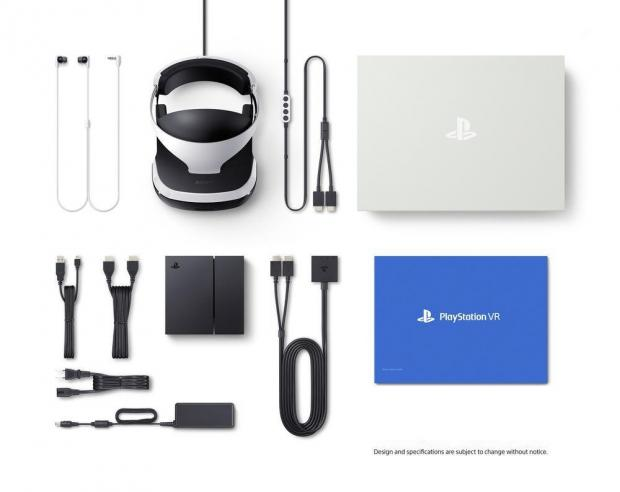 News Shopper: Sony's PlayStation VR kit