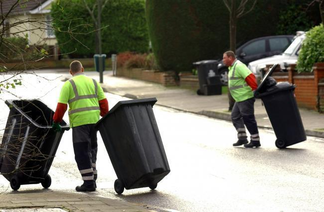 Recycling in south East London is on the decline