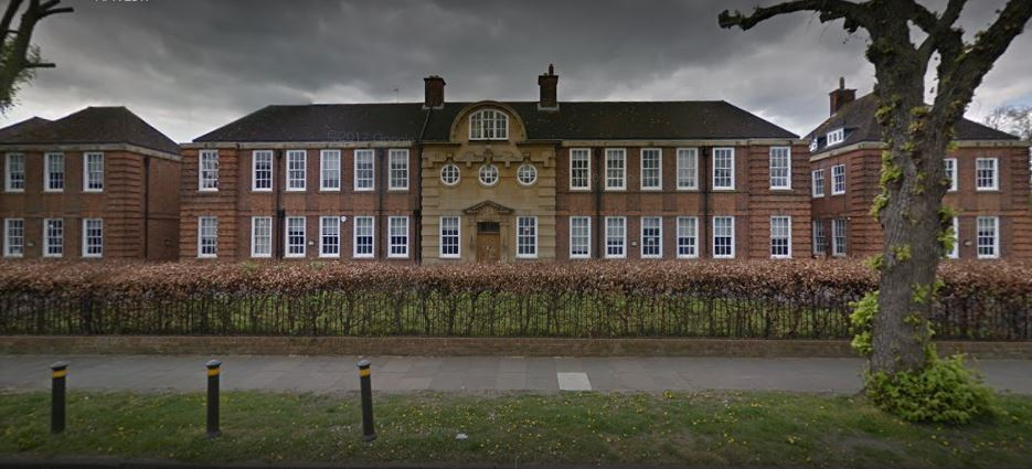 Photo: Google Maps - Harris Girls Academy Bromley