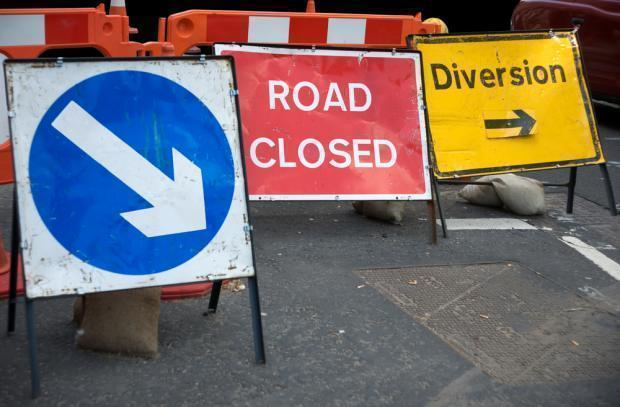 These Bromley roads are closed because of emergency roadworks
