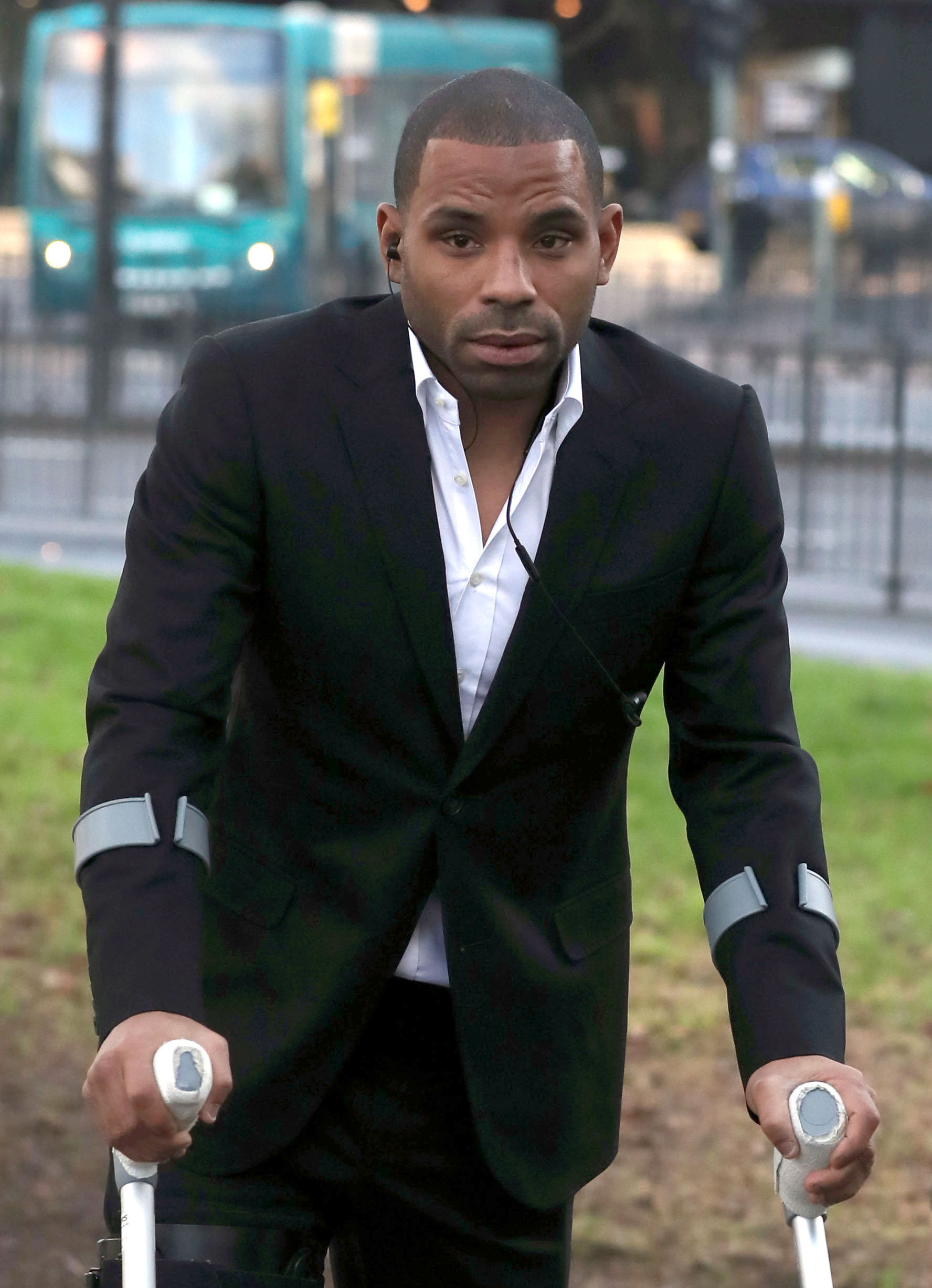 Jason Puncheon leaves court today | Picture: PA