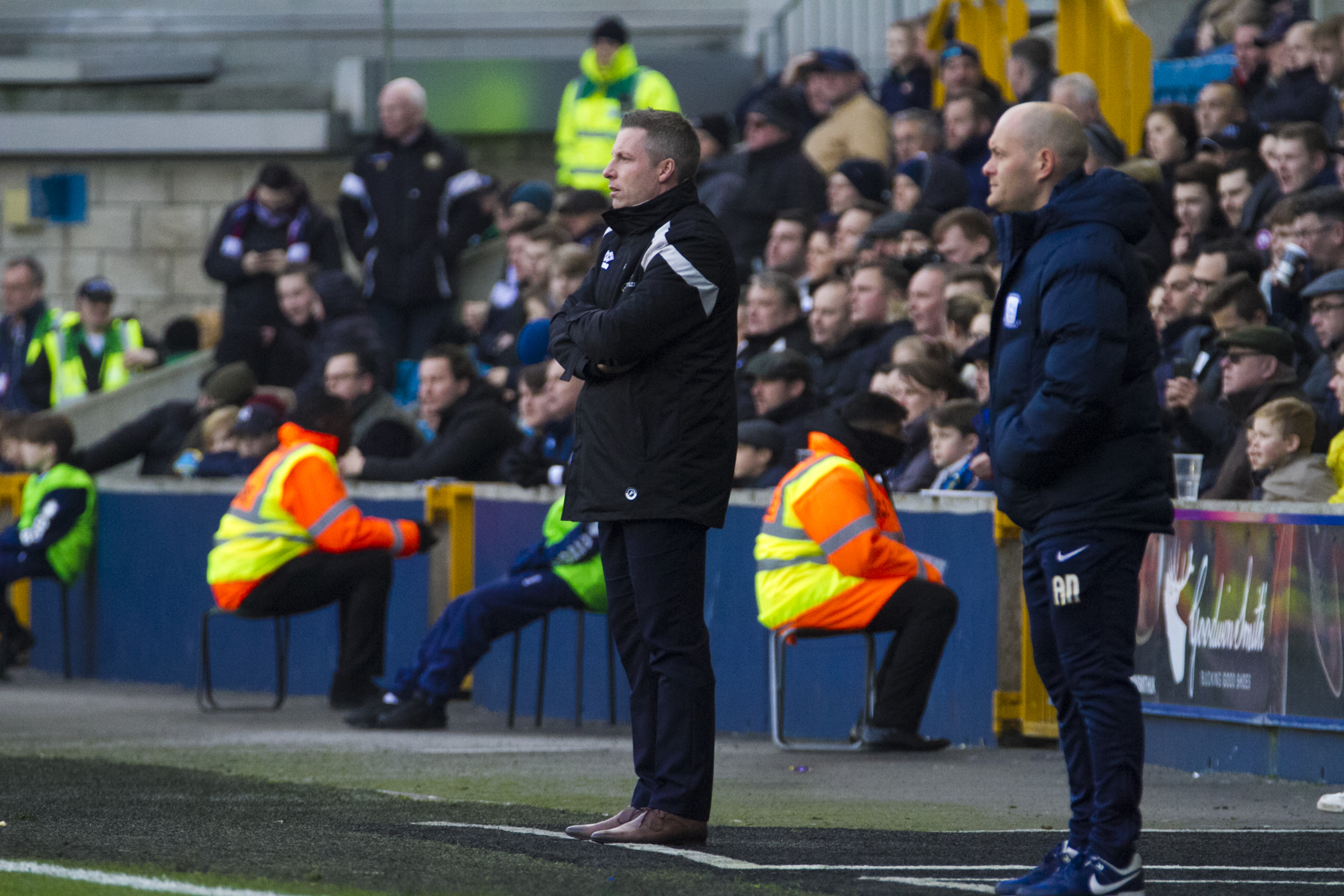 Millwall boss: Preston North End should have been down to 10 men
