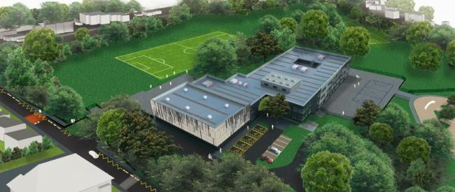 Proposed Bullers Wood School for Boys