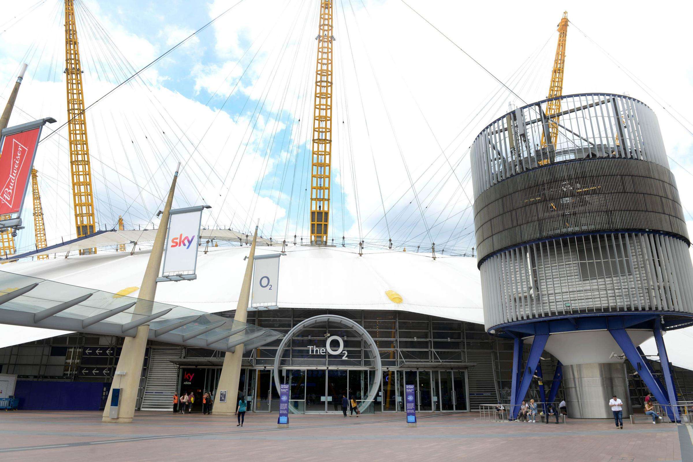 U2 to perform at the O2 Arena