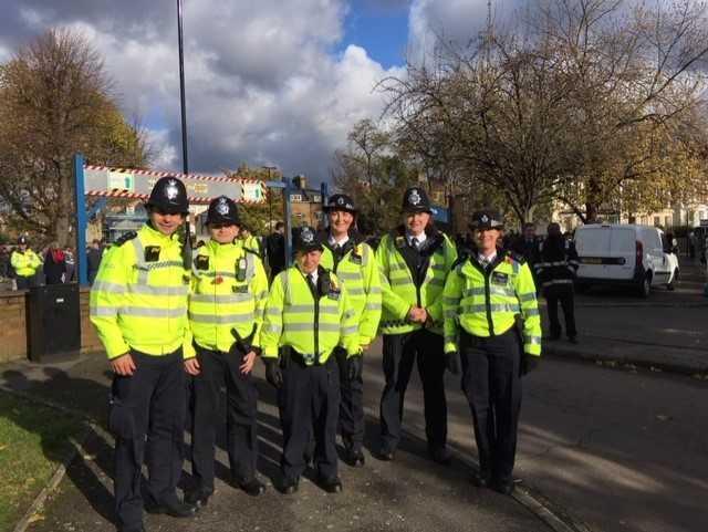 Lewisham Special Constables