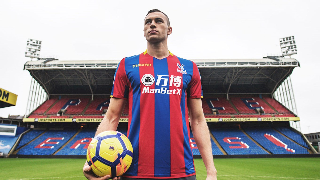 Jaroslaw Jach | Picture: Crystal Palace Football Club