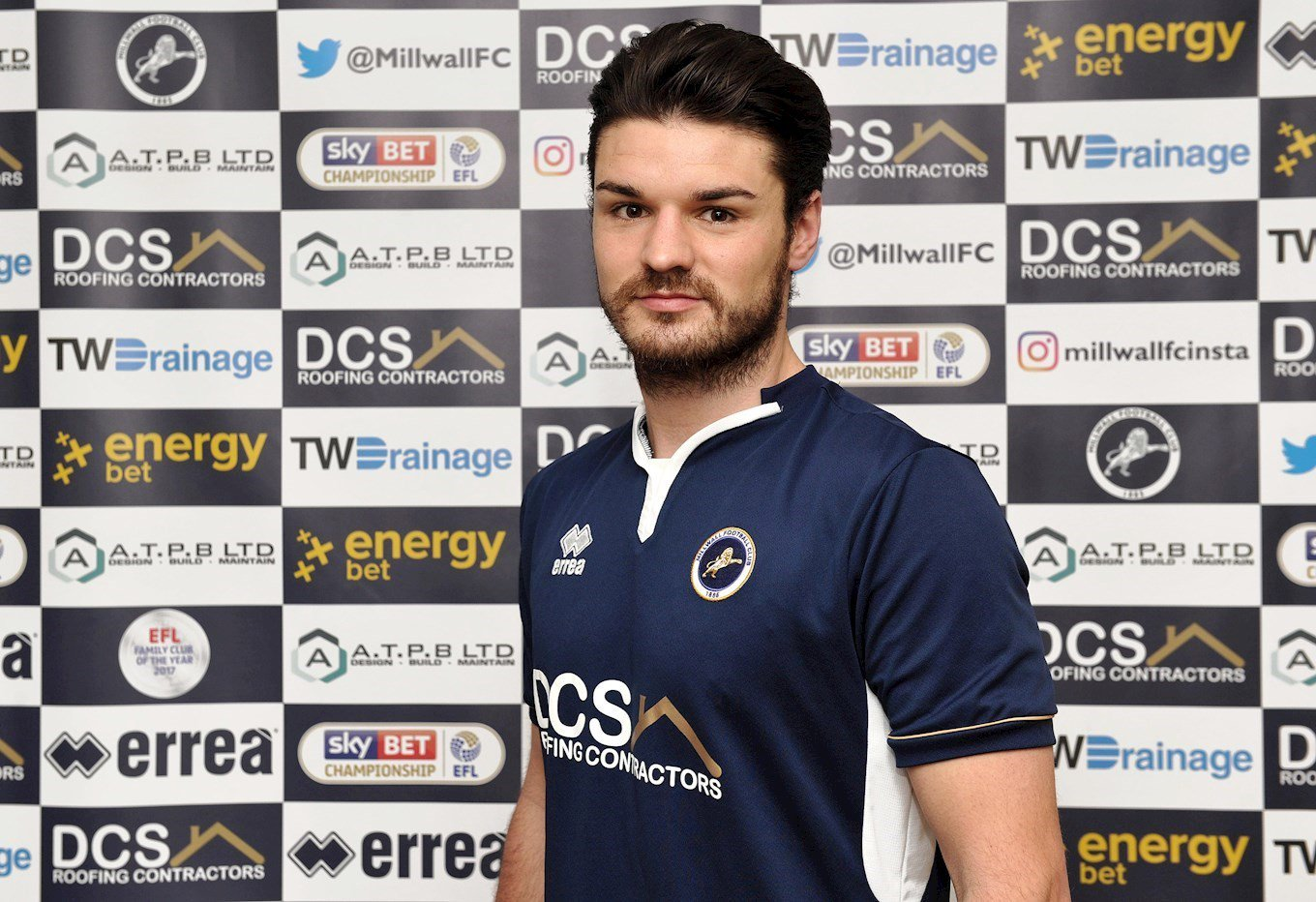 Ben Marshall | Picture: Millwall Football Club