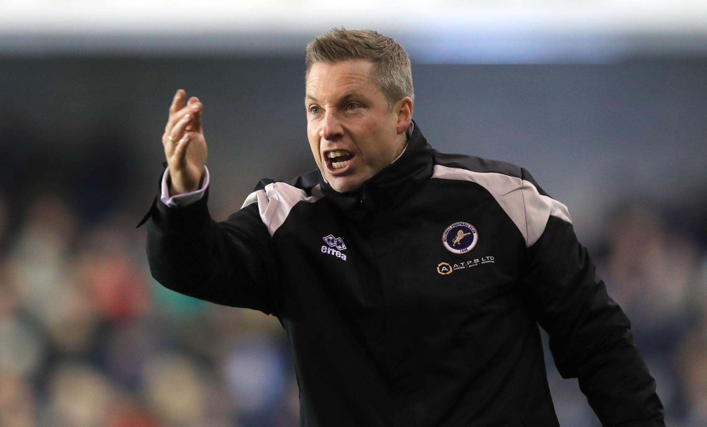 Neil Harris | Picture: PA