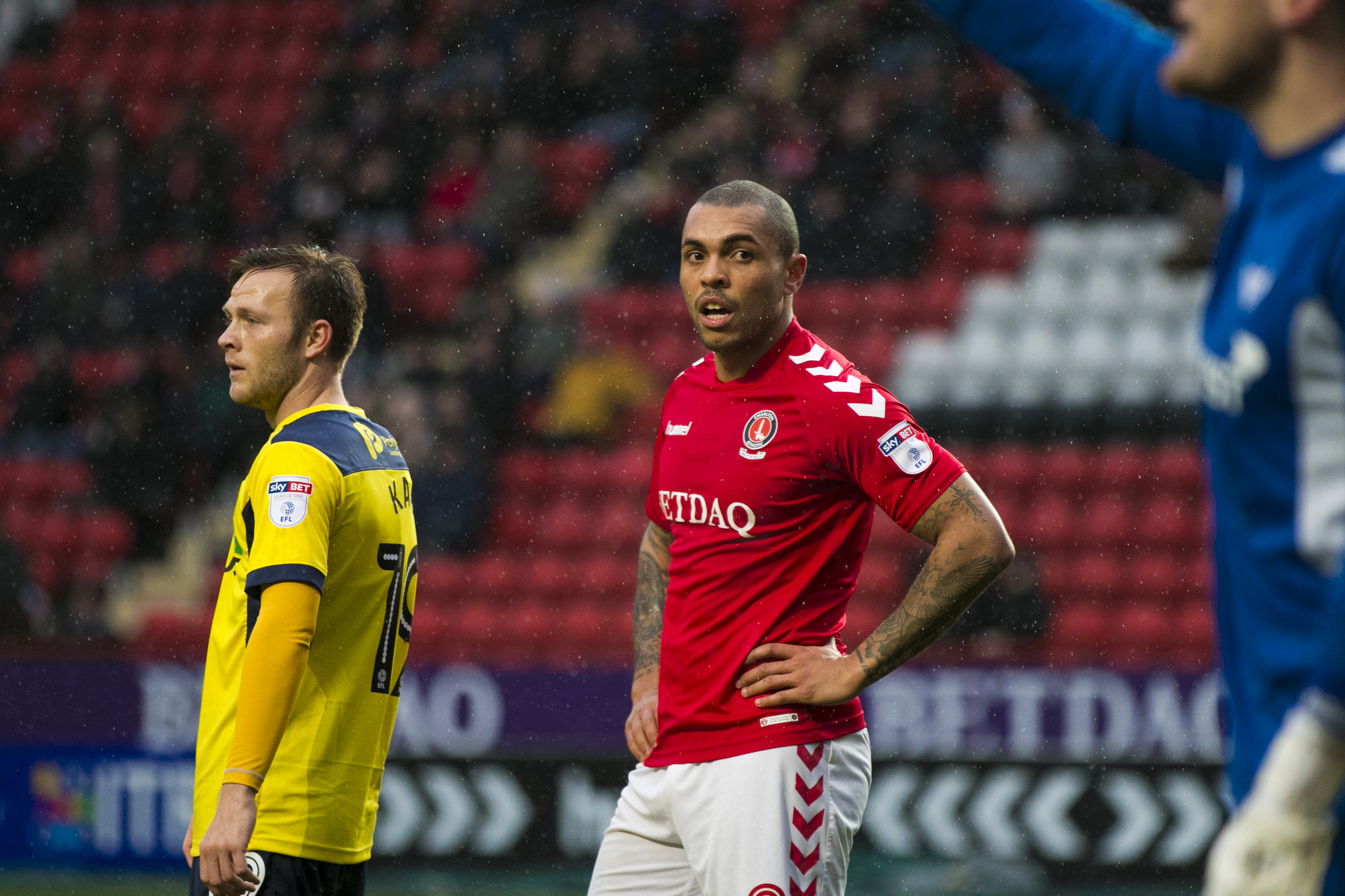 Josh Magennis | Picture: Benjamin Peters Photography