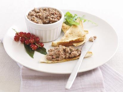 Pate May Be Food Poisoning Source Claim News Shopper