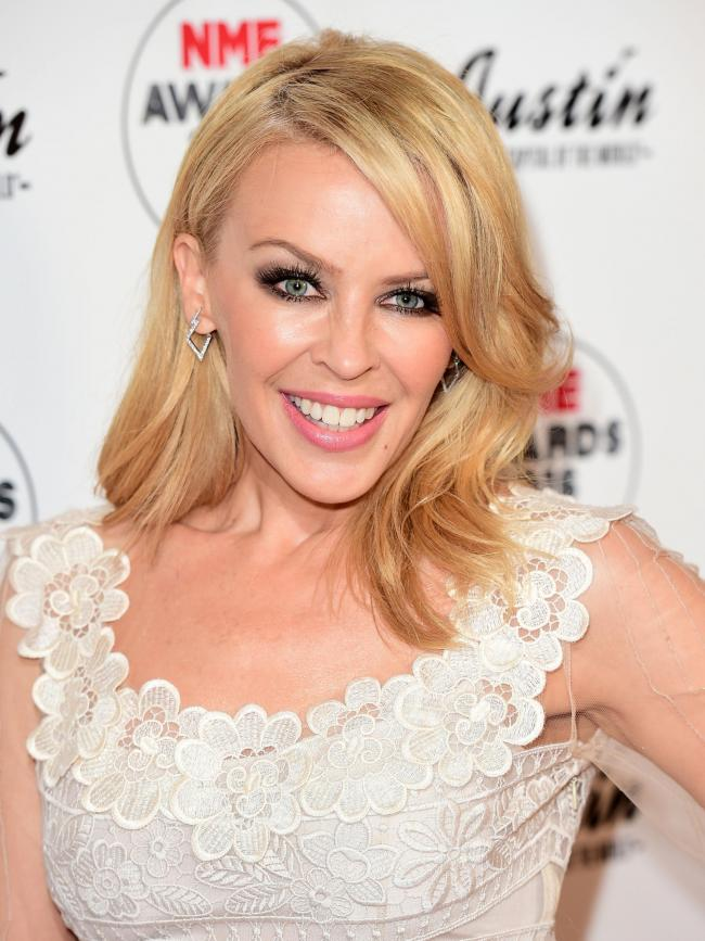 Australian pop star Kylie Minogue has announced she's coming to The O2. Photo: Ian West/PA Wire
