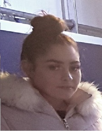 Georgia Brown is missing from Sidcup
