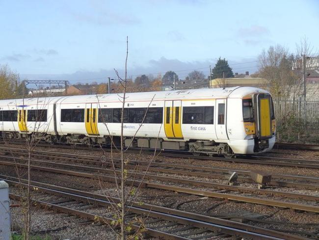 Disruption after train hits a tree at Hither Green