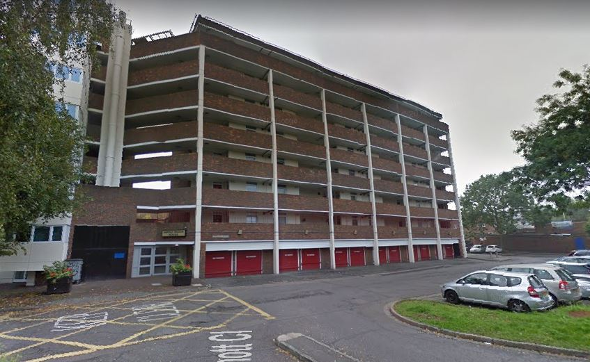 Arnott Close (Google Maps)