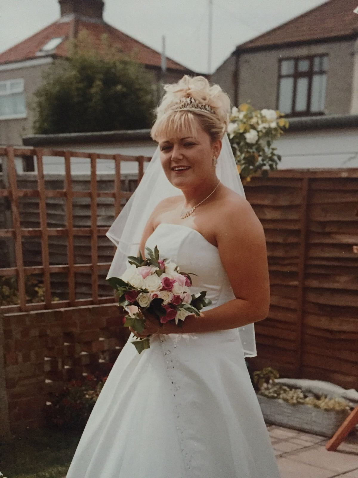 Ben's mum, Laura, passed away aged 40 from braqin cancer