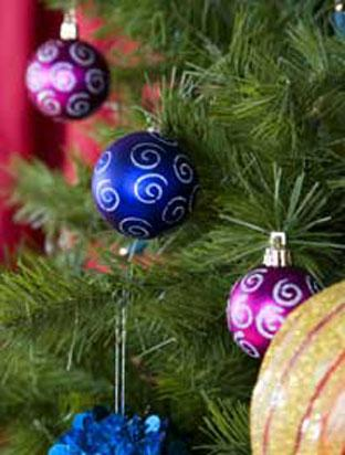 When do you think is the right time for Christmas decorations to be put up?