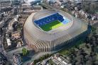 The final obstacle to Chelsea's new Stamford Bridge stadium has been overcome (Hussain Nazrul/Herzog and de Meu)