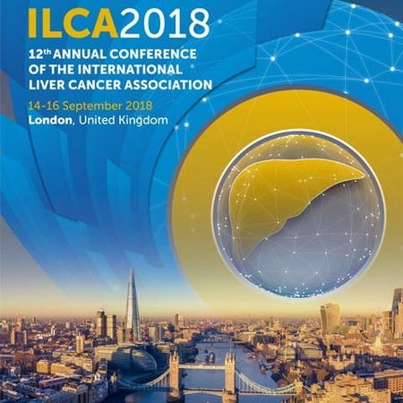 ILCA 2018 - Annual Conference of the International Liver Cancer Association