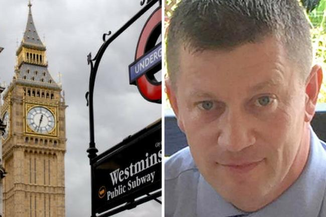 PC Keith Palmer was a former Bromley police officer and a lifelong Addicks  fan