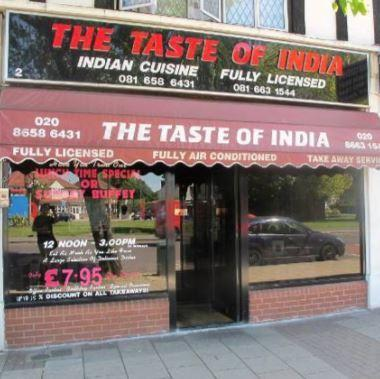 News Shopper: Taste of India