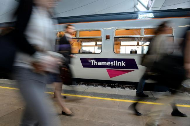 Thameslink services will be increased on the Catford loop