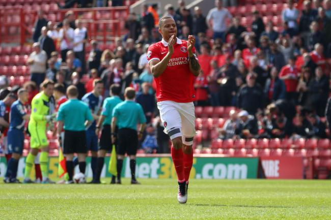 Jordan Cousins during his Charlton days | Picture: Benjamin Peters Photography