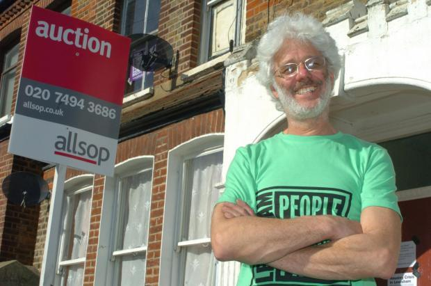 Lewisham People Before Profit mayoral candidate John Hamilton is among those calling for an end to the mayor and cabinet system