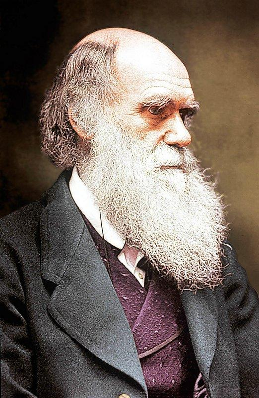 News Shopper: Charles Darwin who has strong links to Ilkley
